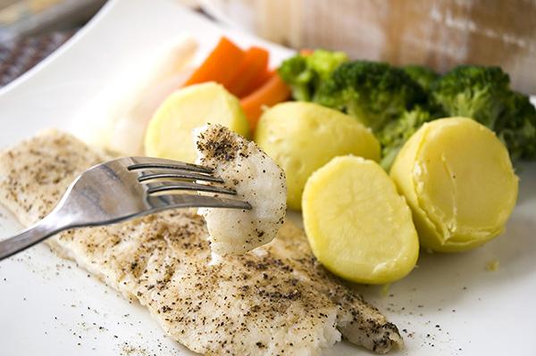דג סול בגריל